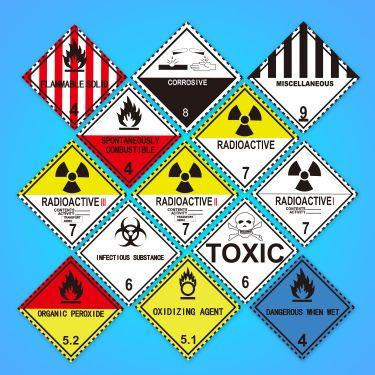 BS5609化工认证标签