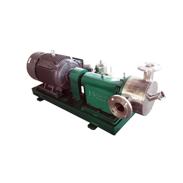 固液混合泵